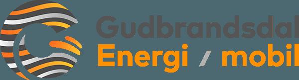 Gudbrandsdal Energi Mobil logo