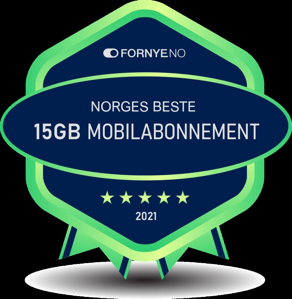 Beste 15GB mobilabonnement 2021