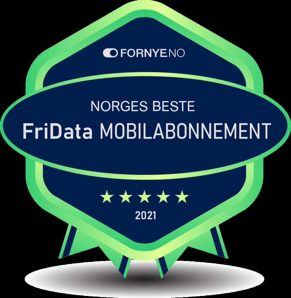 Beste fri data mobilabonnement 2021